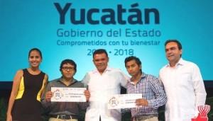 Fomentan entre jóvenes de Yucatán cultura del autoempleo y emprendedurismo