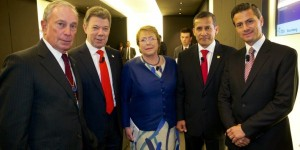 La Alianza del Pacífico contribuye al crecimiento económico de las naciones: Enrique Peña
