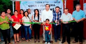 Inaugura SEDESOL en Yucatán negocios para mujeres del medio rural