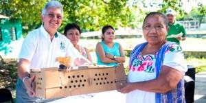 Apoyan en Yucatán desarrollo de poblaciones vulnerables