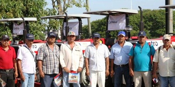 CENTRO Capacitación Manejo y Operación de Tractores
