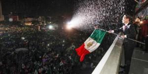 Encabeza Manuel Velasco Coello Grito de Independencia en Chiapas
