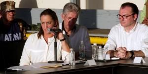 El Gobierno de la República trabaja por Baja California Sur: Claudia Ruiz Massieu