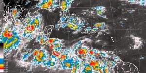 Dolly continuara provocando lluvias torrenciales en Tamaulipas y Veracruz