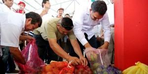 Respaldan comercialización de productos del campo yucateco