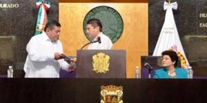 La legislación en Campeche, cada vez más fuerte: Edgar Hernández