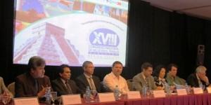 Inauguran XVIII Congreso Nacional de Salud en el Trabajo en Yucatán