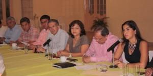 El PRI en Tabasco construye y consolida sus estructuras con miras al 2015: Gloria Herrera