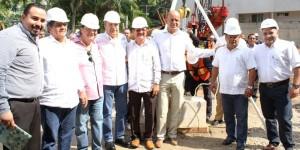Crear empleos y desarrollo, compromiso del Gobierno de Centro: Bertruy
