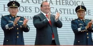 La Fuerza Civil, una policía moderna y la más capacitada: Javier Duarte