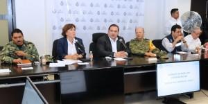 Sin afectaciones en Veracruz, gracias a los protocolos de Protección Civil: Javier Duarte