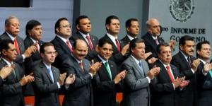 Acompaña Javier Duarte al Presidente Peña Nieto en su Segundo Informe de Gobierno
