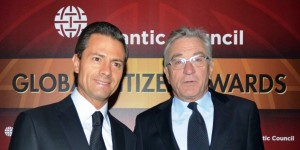 Galardonan al Presidente Enrique Peña Nieto con el Global Citizen Awards