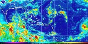 Lluvias en el sur de Veracruz: PC
