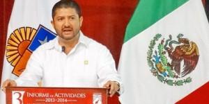 Rinde su III Informe de labores el presidente del TEQROO, Magistrado Víctor Vivas
