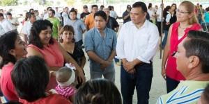 Anuncia Rolando Zapata Bello el programa «Pintando tu bienestar»
