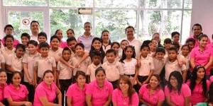 Arranca edición 2014 del Programa Peraj Adopta un amig@ en la UJAT