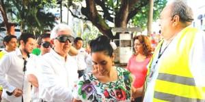 """Presentan DIF Yucatán y SEFOTUR programa """"Acompáñame a sentir»"""