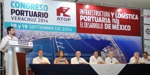 Veracruz se consolida como el puerto logístico más importante de Latinoamérica: SEDECOP