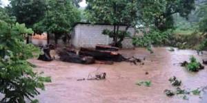 Desborda río en Chiapas; afectando 300 viviendas