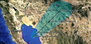 Odile impactara nuevamente territorio nacional, será en Sonora: CONAGUA