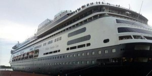 Arriban dos cruceros a Puerto Chiapas