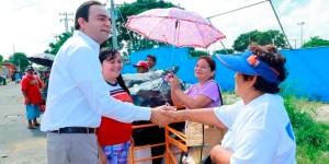 """Beneficia """"Recicla por tu bienestar"""" a cerca de mil personas en comisarías de Mérida"""