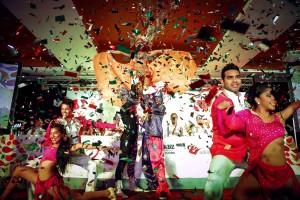 Presentan imagen del Carnaval de Veracruz 2015