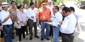 Corroboran diputados calidad de obras del Ayuntamiento de Centro
