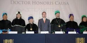 Reconoce Chiapas a la escritora Elena Poniatowska, Doctor Honoris Causa