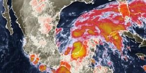 Persisten condiciones inestables en el estado de Veracruz; se mantiene Alerta Gris: PC