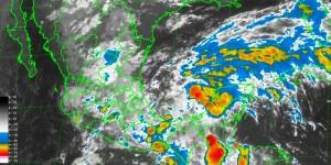 Lluvias en el Centro, Oriente, Sur y Sureste del país: SMN