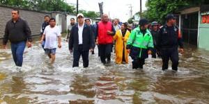 Solicitan a Gobernación declaratoria de emergencia para Coatzacoalcos
