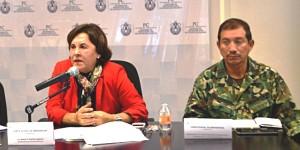 Sesionan 36 consejos de Protección Civil en sur de Veracruz por Disturbio 93L