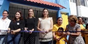 Inaugura Mariana Zorrilla de Borge casa Astra y Feria de la salud sexual y reproductiva en Cancún