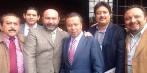 Rinden protesta legisladores yucatecos en la CONALPRI