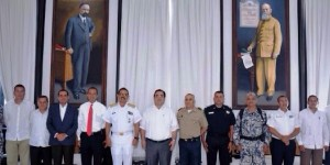 Fortalece Grupo Coordinación Veracruz sus acciones de seguridad en todo el estado