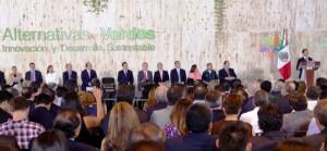 México será sede de la Conferencia de la Diversidad Biológica en 2016: Enrique Peña Nieto