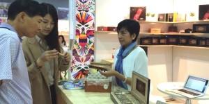 Veracruz llena de color y sabor en la Feria Internacional China de Pequeñas y Medianas Empresas