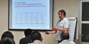 Imparten en la UJAT curso sobre Genética dirigido por especialista de Brasil