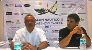 Inauguran salón Náutico y Cancún Boat Show 2014