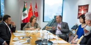 Inicia gobernador de Yucatán Rolando Zapata Bello gira de trabajo por Asia