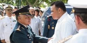 Nuevo comandante en Yucatán, X Región Militar