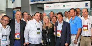 Cozumel será sede de la XXVII Conferencia Anual de Cruceros de Florida y el Caribe 2015: Roberto Borge