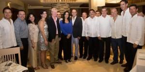 "Recibe Quintana Roo ""Five Star Diamond Award"", liderazgo turístico: Roberto Borge"