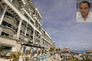 Primer Encuentro de Municipios Turisticos de Mexico en el hotel The Royal Cancun