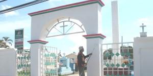 Rehabilita Paraíso los 17 panteones comunitarios para la celebración del Día de Muertos