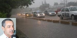 La situación con las lluvias en Tabasco no es crítica: Cesar Burelo