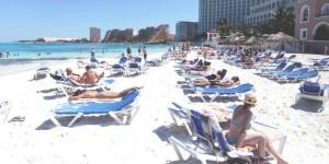 Crecen divisas por Turismo Internacional un 18.1 por ciento