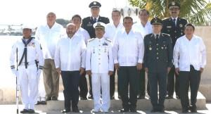 Armada de Mexico en Yucatan